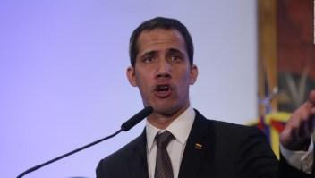 ¿Cuál es el paradero de Juan Guaidó?