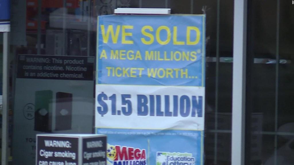 Ganador de US$ 1.500 millones reclama su premio