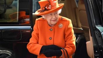 Primera foto de la reina Isabel en Instagram