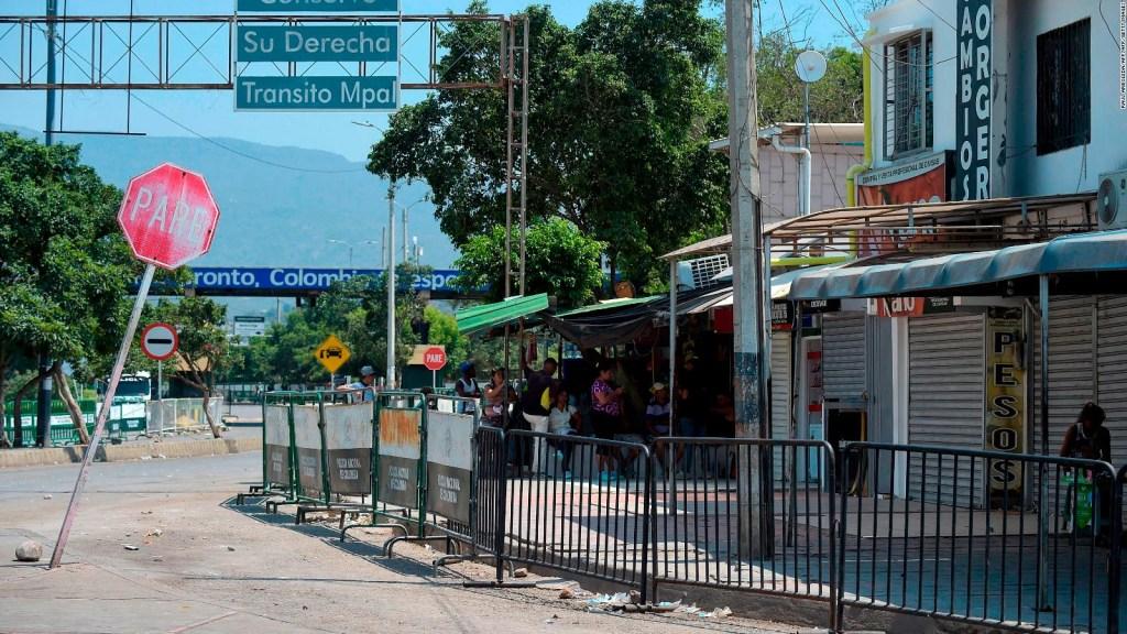 Perjudicados por el cierre de frontera Colombo-Venezolana