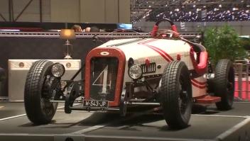 Autos antiguos con lo último en tecnología