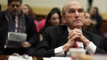 Abrams expone la estrategia de EE.UU. sobre Venezuela