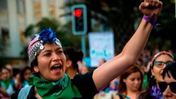 ¿Qué piden las mujeres de Chile en este Día Internacional de la Mujer?