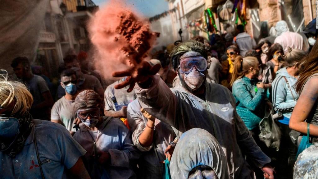 Guerra de la harina en Grecia