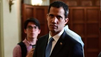 Nueva investigación contra Guaidó por apagones