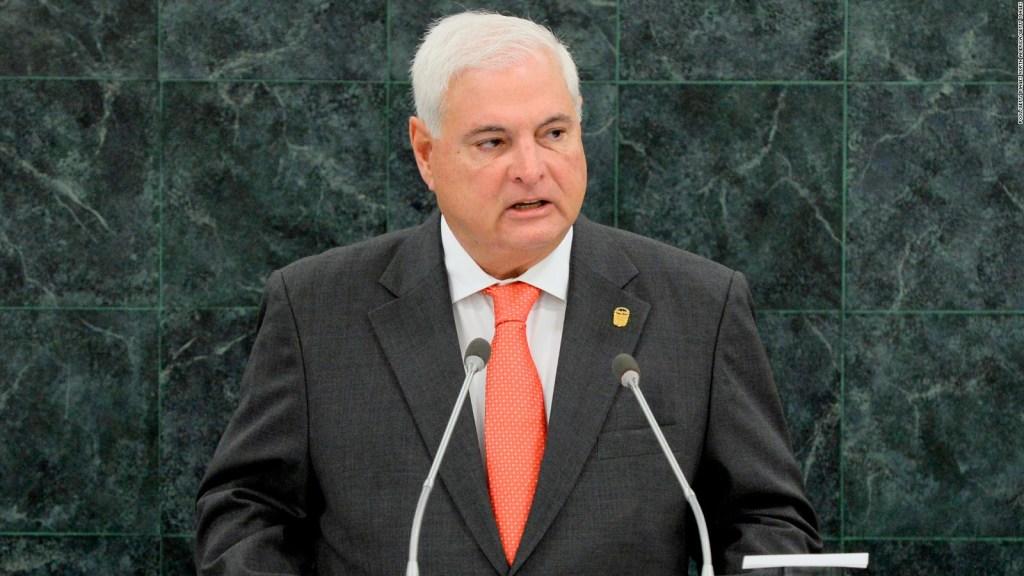Suspenden juicio del exmandatario de Panamá