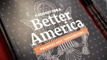 El presupuesto de Trump: ¿se acerca una nueva batalla en Washington?