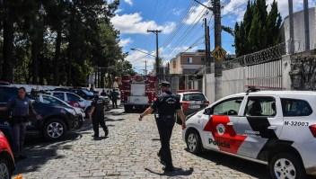 Lo que sabemos del mortal tiroteo en escuela de Brasil
