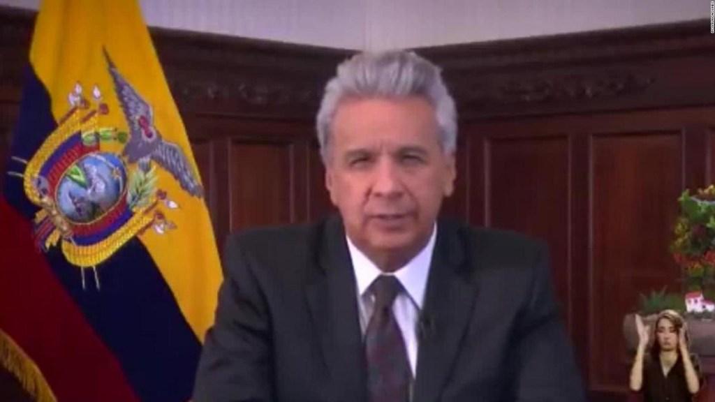 Lenín Moreno anuncia retiro definitivo de Unasur