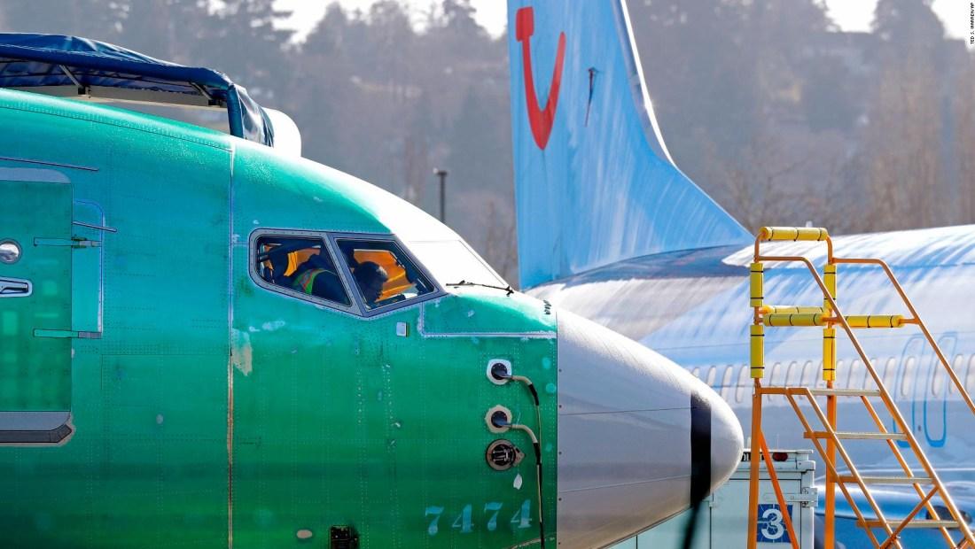 Suspendido o reprogramado, ¿qué pasa con vuelos de los Boeing 737 Max