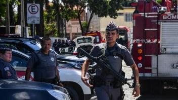 Brasil: Comunidad de Suzano despide a víctimas de tiroteo en una escuela
