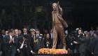 Sorpresiva decisión del presidente de Ecuador, Lenin Moreno, de quitar estatua de Néstor Kirchner
