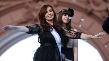 Florencia Kirchner será sometida a un tratamiento médico en Cuba