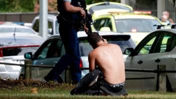 Reportan tiroteo en mezquita en Nueva Zelandia