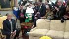 Trump dice que vetará decisión de Senado sobre emergencia