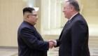Pompeo: Kim se comprometió a no reanudar pruebas de misiles