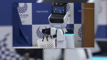 Los robots de los Juegos Olímpicos Tokio 2020