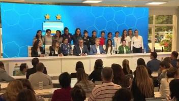 Igualdad e inclusión de género en el fútbol argentino