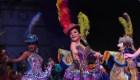 Fiestas folclóricas en honor a la Virgen de la Candelaria