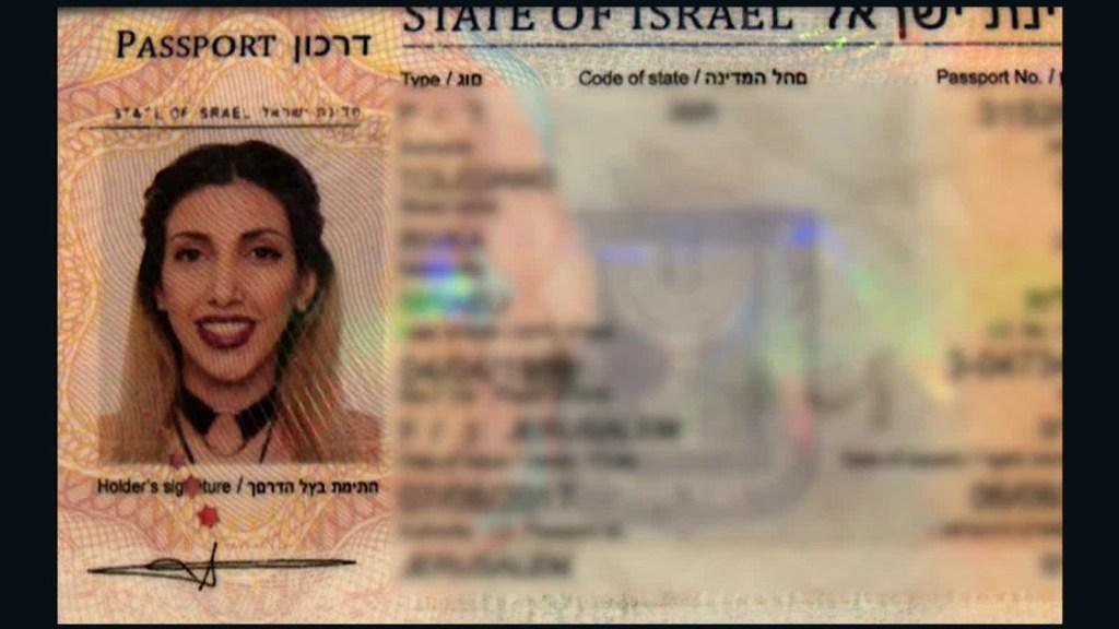 Argentina: pareja detenida con pasaportes israelíes robados