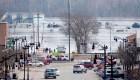 Inundaciones y muertes en Nebraska tras bomba ciclónica