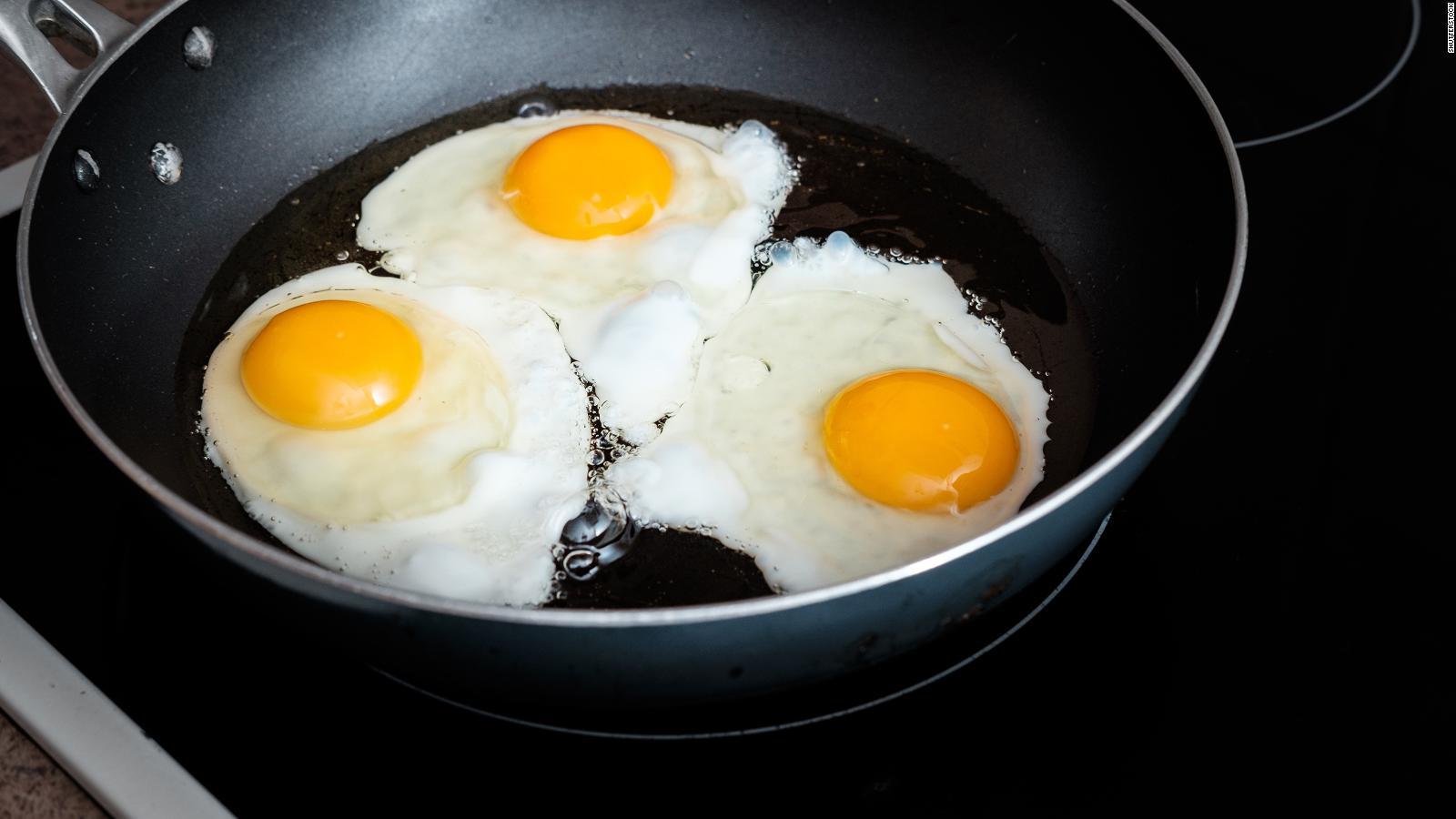 Los riesgos del alto consumo de huevo