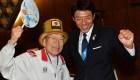 """Fallece el """"abuelo olímpico"""", testigo de 14 Juegos Olímpicos como aficionado"""