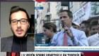 """Haskoloğlu: """"Todos los medios turcos apoyan a Maduro"""""""