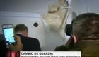 Las mejores imágenes del cambio de mando en sedes diplomáticas
