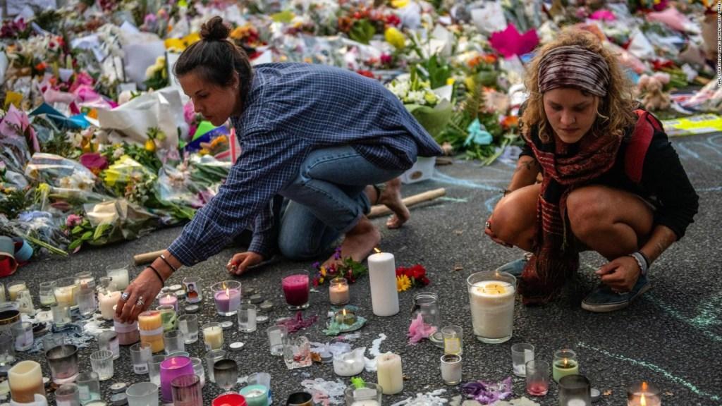 Autoridades siguen intentando identificar a víctimas del atentado en Nueva Zelanda