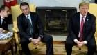 Trump: Hablaré con Bolsonaro sobre Venezuela