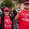 Latinos en Texas apoyan el muro de Trump