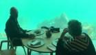 #LaImagenDelDía: abren un restaurante bajo el agua en Noruega