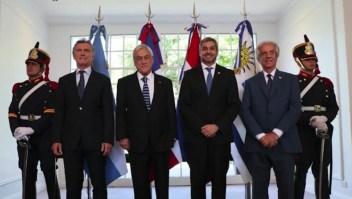 #ElHechoDelDía: Argentina, Chile, Paraguay y Uruguay buscan ser sede del Mundial 2030