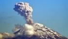 Autoridades vigilan las faldas del Popocatépetl