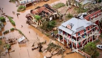 Cerca de millón y medio de personas, afectadas por el ciclón Idai en África