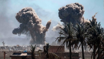 La Casa Blanca señala que ISIS ha sido eliminado en Siria