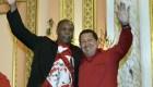¿Sigue Danny Glover apoyando al chavismo?