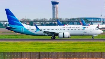 Aerolínea de Indonesia cancela orden multimillonaria a Boeing