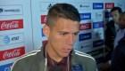 """Las palabras del """"El Tata"""" y sus jugadores tras la victoria ante Chile"""