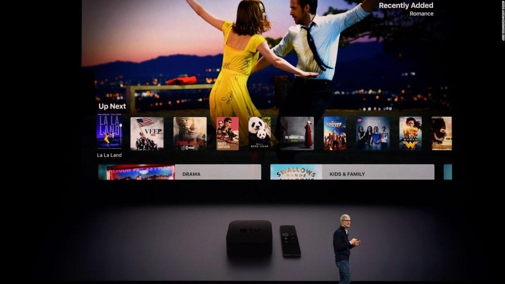 Apple compite con Netflix