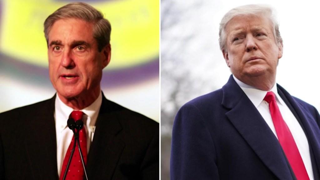 Efecto del informe de Mueller