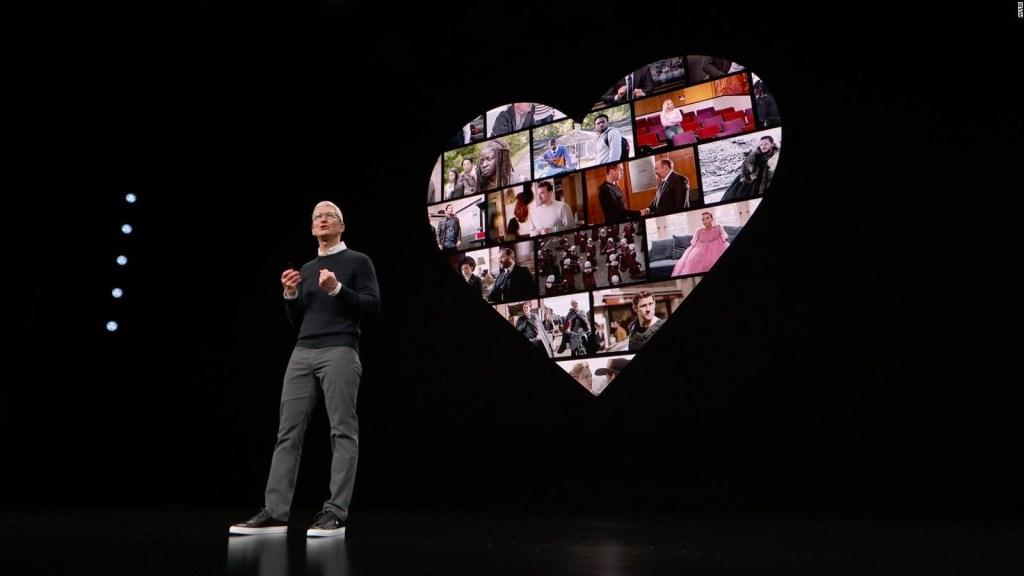 Apple apuesta por servicios, no nuevos dispositivos