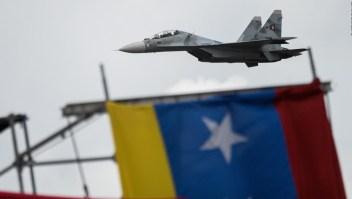 Apoyo militar ruso a Venezuela causa tensión en EE.UU.