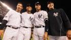 Los cuatro jugadores que marcaron una época dorada con los Yankees