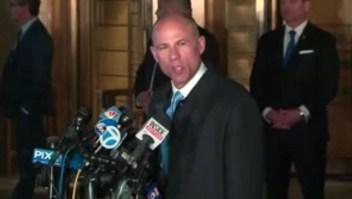 ¿De qué acusan al abogado Michael Avenatti?