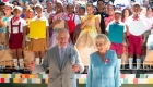 Tercer día de la visita a Cuba del Príncipe Carlos y su esposa Camila