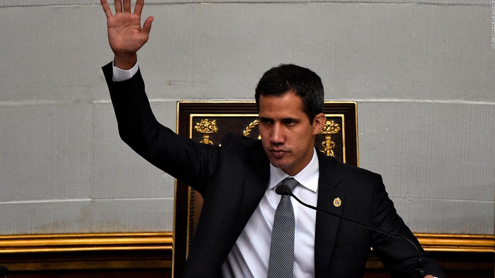 Guaidó cuestiona la versión de Maduro sobre apagones