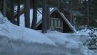 Este pueblo de EE.UU. quedó bajo metros de nieve