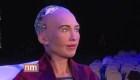 Sophia, un híbrido entre tecnología y humanidad